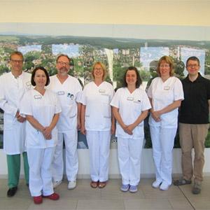 Team Krankenhaushygiene